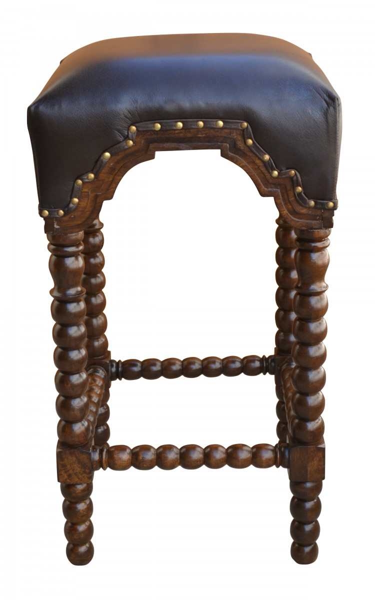 Bobbin Leg Bar Stool John Proffitt