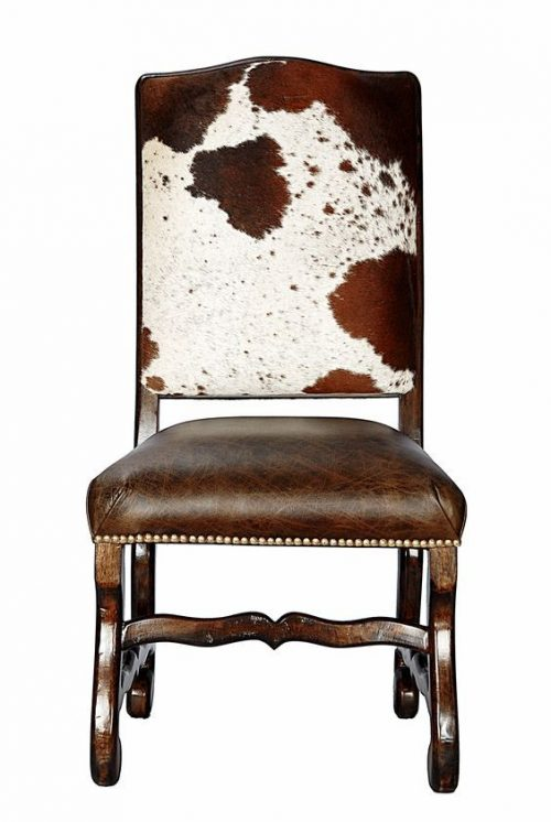 Cowhide Dining