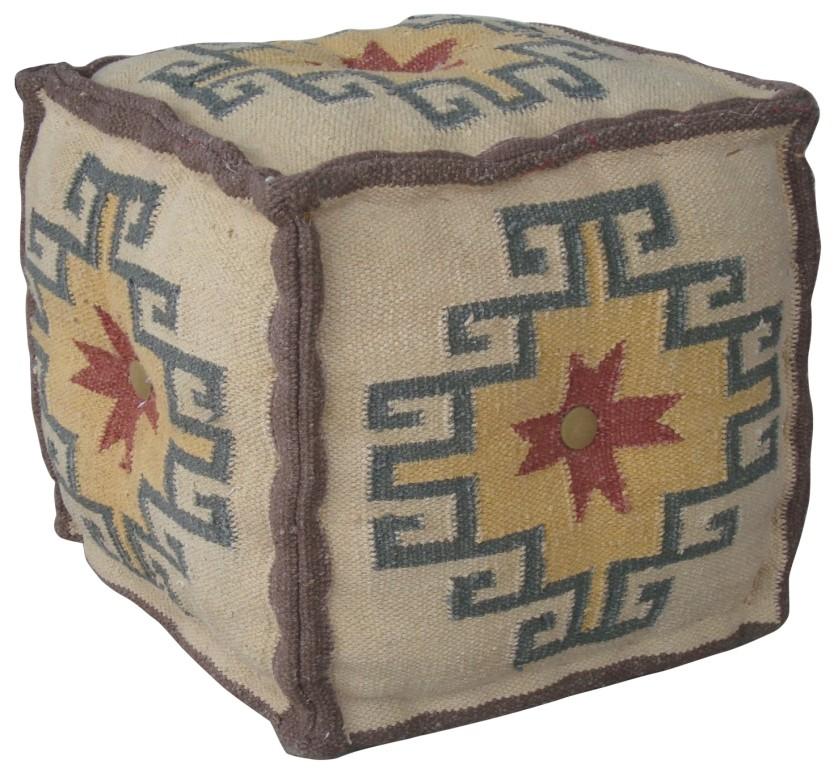 Kilim Cube, Kilim Square